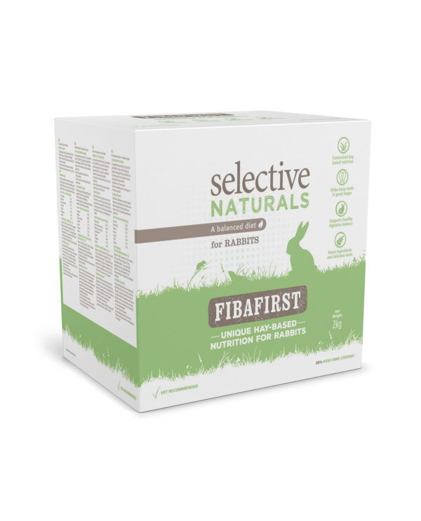 Hrana dietetica pentru iepuri, FibaFirst, Science Naturals, Adult, 2 kg