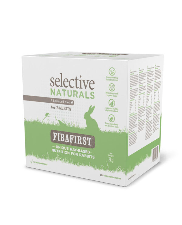Hrana dietetica naturala pentru iepuri, FibaFirst, Science Naturals, Adult, 2 kg