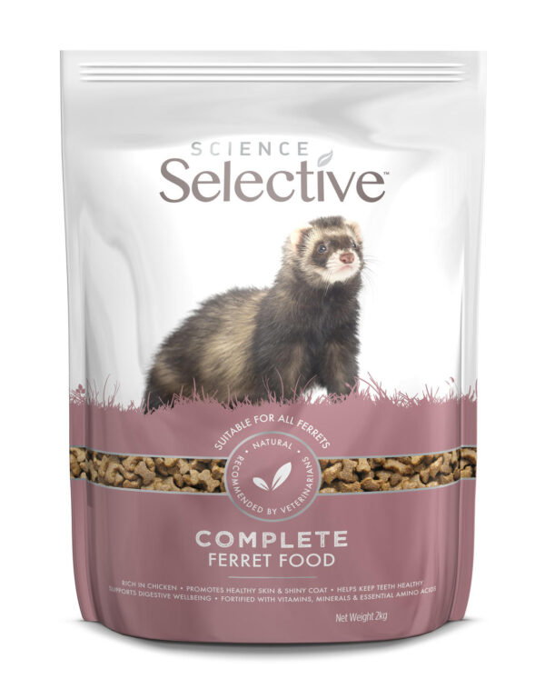 Hrana pentru dihori, Science Selective, 2 kg