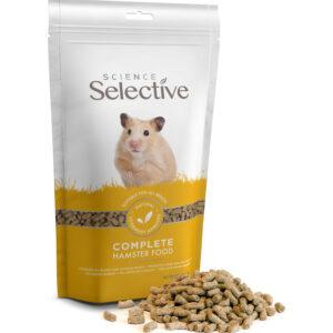 Hrana pentru hamsteri, Science Selective, 350 g sanatoasa si crocanta