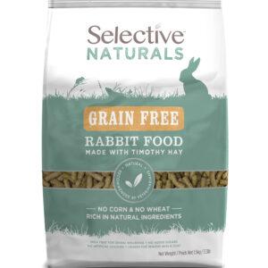 hrana fara continut de cereale pentru iepurii adulti