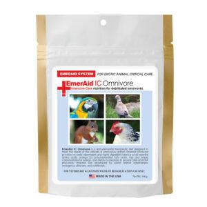 Dietă terapeutică pentru omnivorele in convalescenta, EmerAid IC Omnivore, 100 g