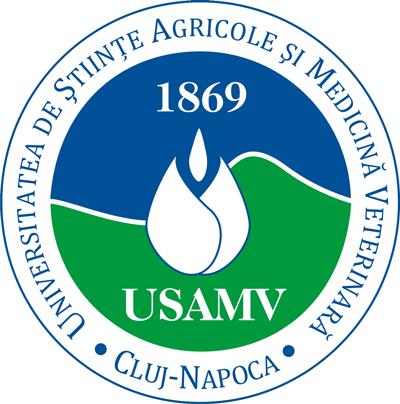 Logo USAMV-Cluj-Napoca